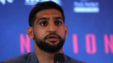 Boxer Amir Khan Visits LoC, British Pugilist Condemns India's Actions in Jammu and Kashmir