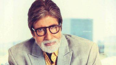 Amitabh Bachchan Contributes Rs 51 Lakh To Flood Affected Kolhapur, Satara and Sangli Districts of Maharashtra!