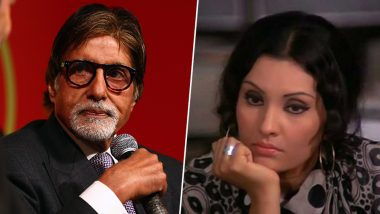 Amitabh Bachchan Pays Tribute To Late Bollywood Actress Vidya Sinha In His Latest Tweet