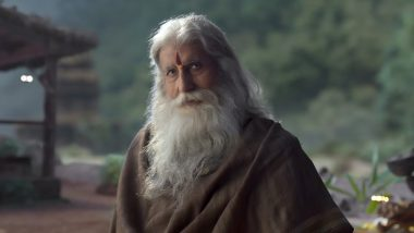 Sye Raa Narasimha Reddy is NOT Amitabh Bachchan's Tollywood Debut Movie But THIS Film Is!