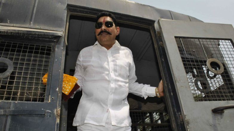 Bihar MLA Anant Singh Surrenders in Delhi Court Days After Police Recovered AK-47, Hand Grenades From His House