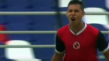 Anderson Diaz Dribbles Past Seven Players To Score an Unbelievable Goal During Columbia's U-21 National Championships Football Game! (Watch Video)