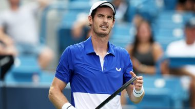 Andy Murray Withdraws From Miami Open 2021 Due to Groin Injury