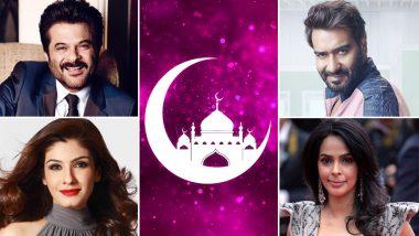 Eid al-Adha 2019: Anil Kapoor, Raveena Tandon, Ajay Devgn, Mallika Sherawat and Other Celebs Wish Fans Eid Mubarak
