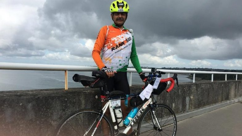 Lt Gen Anil Puri Becomes First General Rank Officer to Complete 1,200-km Paris-Brest-Paris Circuit, Indian Army Congratulates Him