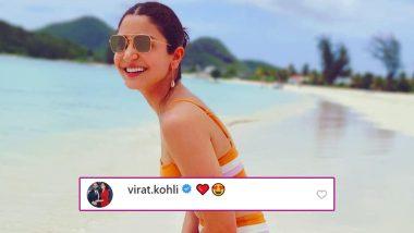 Anushka Sharma's Hot Bikini Pic Has Husband Virat Kohli Swooning Over Her and So Will You!