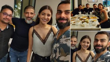 Anushka Sharma and Virat Kohli's Latest Pics With Friends and Fans in Florida Are Pretty