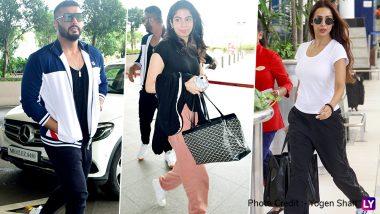 Where Are Malaika Arora, Arjun Kapoor, Khushi Kapoor and Family Members Headed To? (View Pics)