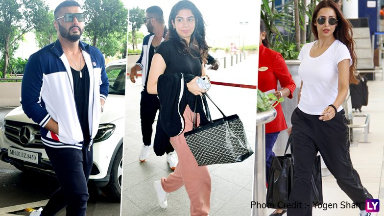 Where Are Malaika Arora, Arjun Kapoor, Khushi Kapoor and Family