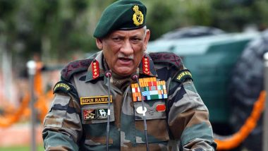 Siachen Avalanche: Army Chief General Bipin Rawat Apprises Defence Minister Rajnath Singh About Ground Situation