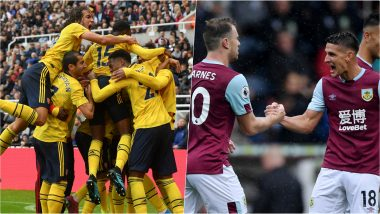 Arsenal vs Burnley FC, Premier League 2019–20 Free Live Streaming Online: How to Get EPL Match Live Telecast on TV & Football Score Updates in Indian Time?