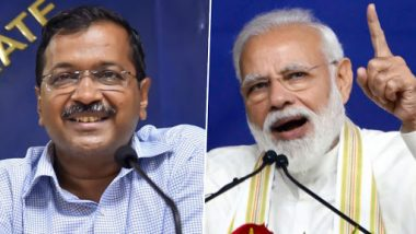 PM Narendra Modi Wishes Arvind Kejriwal on 51st Birthday, Prays For His Good Health