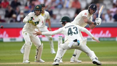 Live Cricket Streaming of England vs Australia Ashes 2019 Series on SonyLIV: Check Live Cricket Score, Watch Free Telecast of ENG vs AUS 3rd Test on TV & Online