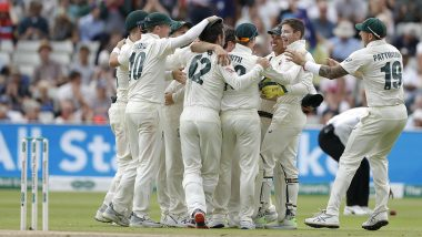 Live Cricket Streaming of Ashes 2019 3rd Test on SonyLIV: Check Live Cricket Score, Watch Free Telecast of England vs Australia 3rd Test Match Day 3 on TV & Online