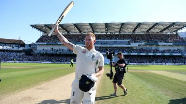 Ben Stokes Does an Ian Botham in the Third Ashes Test at Headingley, Cricket Fraternity Hails the England All-Rounder
