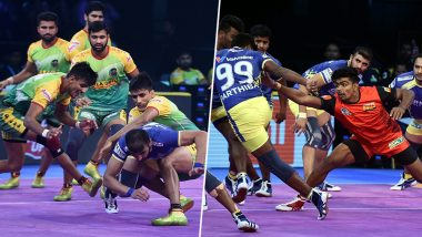 PKL 2019 Today's Kabaddi Matches: August 17 Schedule, Start Time, Live Streaming, Scores and Team Details in Vivo Pro Kabaddi League 7