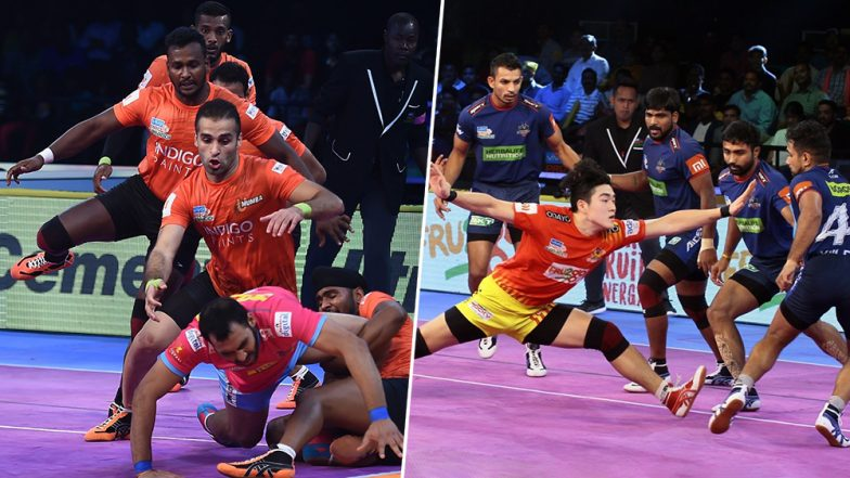 PKL 2019 Today's Kabaddi Matches: August 19 Schedule, Start Time, Live Streaming, Scores and Team Details in Vivo Pro Kabaddi League 7