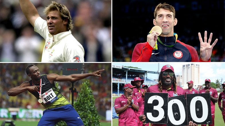 August 11, a Day of Champions: From Shane Warne's Historic Wicket to Chris Gayle Making Record ODI Appearance; Take a Look at Records Made on This Day