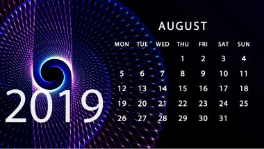 Calendar 2019 For Free Download in PDF: Know List of Hindu Festivals