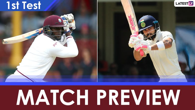 India vs West Indies, 1st Test Match 2019 Preview: India Aim to Take White Ball Form Into Tests, Focus on Ajinkya Rahane and Cheteshwar Pujara