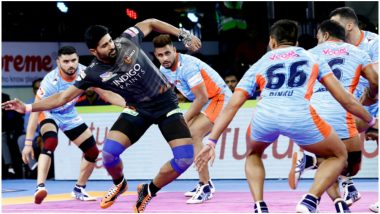 PKL 2019 Today's Kabaddi Matches: August 26 Schedule, Start Time, Live Streaming, Scores and Team Details in Vivo Pro Kabaddi League 7