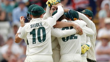 Live Cricket Streaming of England vs Australia Ashes 2019 Series on SonyLIV: Check Live Cricket Score, Watch Free Telecast of ENG vs AUS 2nd Test Day 1 on TV & Online