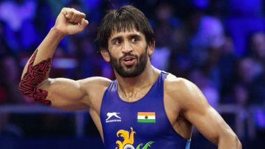 Bajrang Punia Wins Gold Medal in 65kg Freestyle at Tbilisi Grand Prix 2019 Wrestling in Georgia