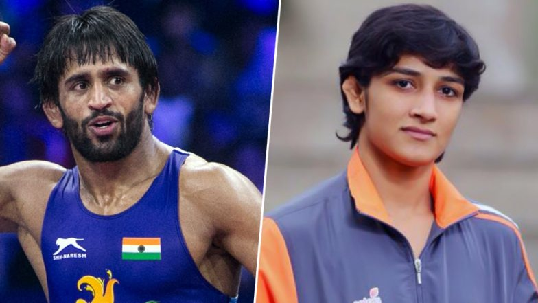 Bajrang Punia to Tie Knot With Sangeeta Phogat After Tokyo Olympics 2020