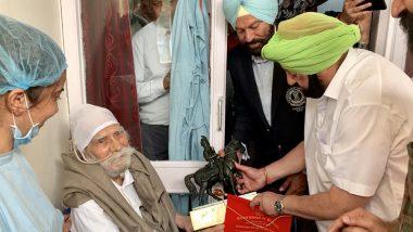 Bharat Ratna For Balbir Singh Sr? Punjab CM Captain Amarinder Singh Seeks Top Honour For The Hockey Legend