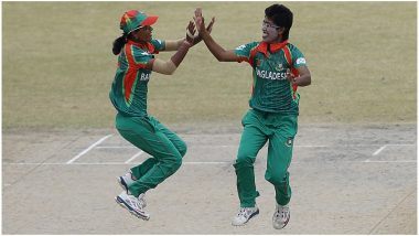Live Cricket Streaming of ICC World Twenty20 Women's Qualifier 2019 Online: Watch Live Score of Bangladesh vs Papua New Guinea and Netherlands vs Thailand T20I Matches on YouTube