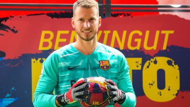 Barcelona Goalkeeper Neto Likely to Miss Opening La Liga Match Against Athletic Bilbao Due to Wrist Injury Sustained During Training Session