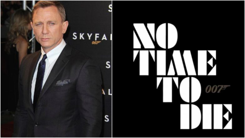 No Time To Die: Daniel Craig's Upcoming James Bond Movie To Release in April 2020