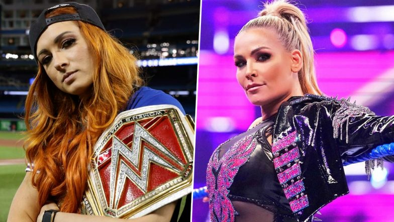 Ahead of Becky Lynch vs Natalya Clash at SummerSlam 2019 for Raw Women's Championship, Irish Wrestler Has a Special Message for 'The Queen of Hart' (Watch Training Videos)