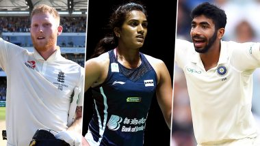 PV Sindhu, Ben Stokes and Jasprit Bumrah Enthrall Fans on Super Sunday With Their Spectacular Show