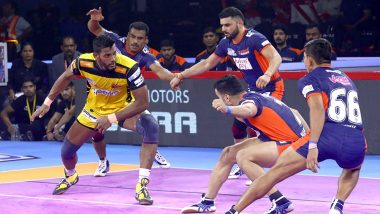 PKL 7 Match Results: Telugu Titans Hold High-Flying Bengal Warriors to 29-All Draw