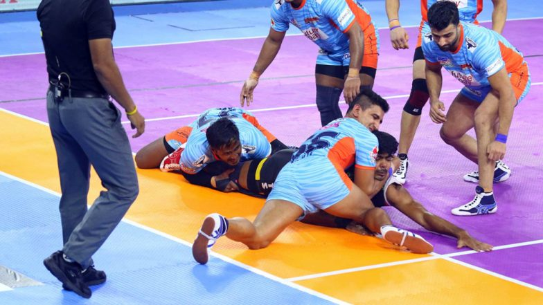 Bengal Warriors vs U Mumba PKL 2019 Match 32 Free Live Streaming and Telecast Details: Watch BEN vs MUM, VIVO Pro Kabaddi League Season 7 Clash Online on Hotstar and Star Sports