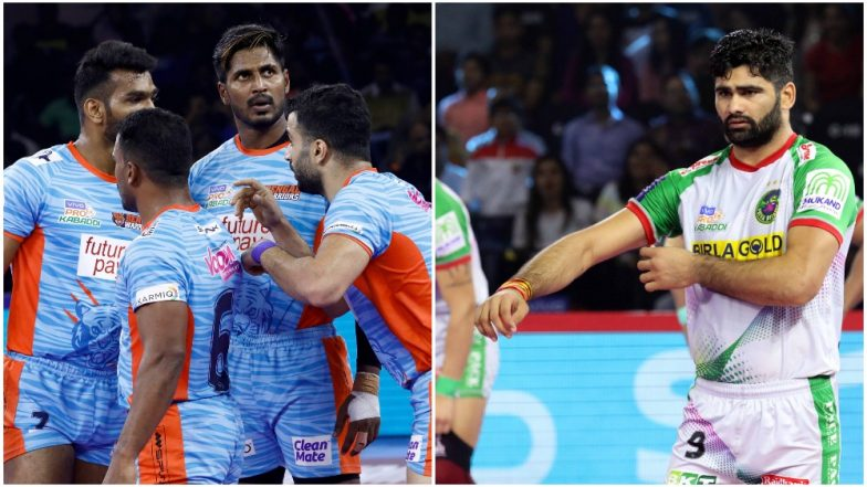 PKL 2019 Today's Kabaddi Matches: August 22 Schedule, Start Time, Live Streaming, Scores and Team Details in Vivo Pro Kabaddi League 7
