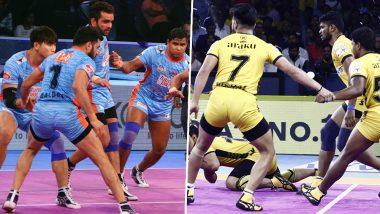 Bengal Warriors vs Telugu Titans PKL 2019 Match 38 Free Live Streaming and Telecast Details: Watch BW vs TT, VIVO Pro Kabaddi League Season 7 Clash Online on Hotstar and Star Sports