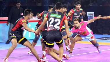 PKL 2019 Dream11 Prediction for Bengaluru Bulls vs Gujarat Fortunegiants: Tips on Best Picks For Raiders, Defenders and All-Rounders For BEN vs GUJ Clash