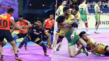 Bengaluru Bulls vs Telugu Titans PKL 2019 Match 28 Free Live Streaming and Telecast Details: Watch BB vs TT, VIVO Pro Kabaddi League Season 7 Clash Online on Hotstar and Star Sports