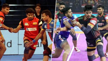UP Yoddha vs Bengaluru Bulls PKL 2019 Match 39 Free Live Streaming and Telecast Details: Watch UP vs BB, VIVO Pro Kabaddi League Season 7 Clash Online on Hotstar and Star Sports