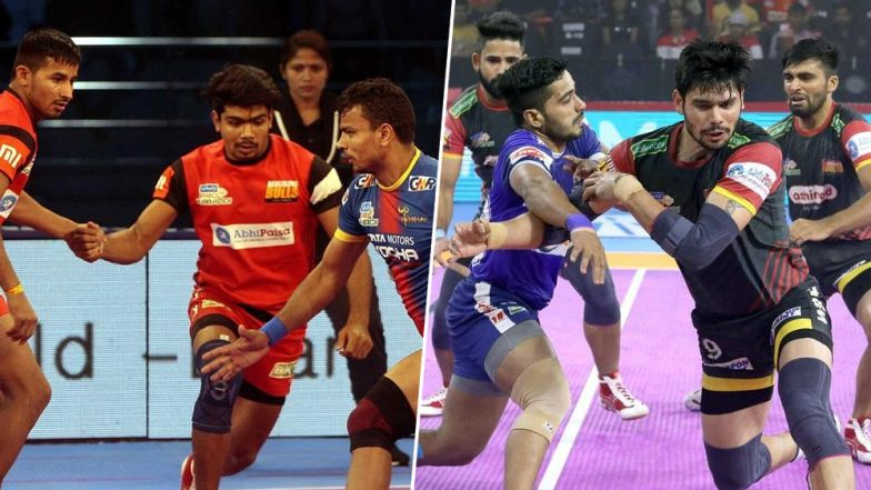 UP Yoddha vs Bengaluru Bulls PKL 2019 Match 39 Free Live Streaming and Telecast Details: Watch UP vs BB, VIVO Pro Kabaddi League Season 7 Clash Online on Hotstar and Star Sports