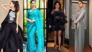 Best And Worst Dressed Over The Weekend: Priyanka Chopra, Alia Bhatt, Sonam Kapoor, Shraddha Kapoor Gave Us Good and Bad Fashion Picks!
