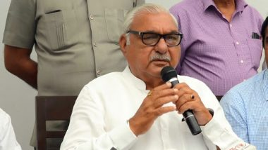 Bhupinder Singh Hooda Hints at Quitting Politics After Supporting Modi Govt on Article 370 Abrogation