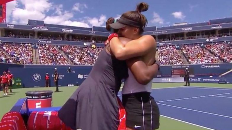 Bianca Andreescu Becomes First Canadian Woman in 50 Years to Win Rogers Cup After Serena Williams Retires Hurt And Left in Tears; Watch Video