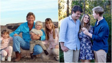 Crocodile Hunter Steve Irwin's Daughter Bindi Irwin Writes Sweet Note For Late Father as She Prepares to Walk Down The Aisle