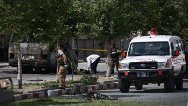 Afghanistan: Bomb Attack in Kabul, 2 Policemen Dead, 3 Injured
