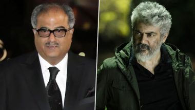 With Nerkonda Paarvai, Sridevi's Dream of Ajith Kumar Working with Boney Kapoor Is Fulfilled