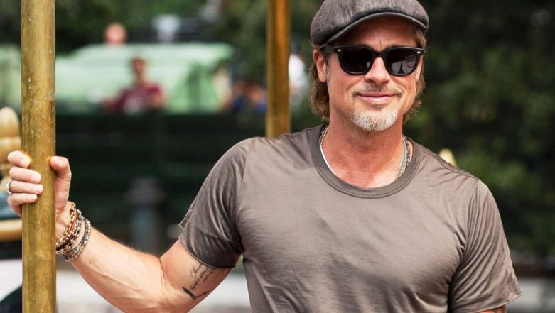 Brad Pitt Adds A New Tattoo On His Bicep; Gets It Inked Close To His Matching Ink With Angelina Jolie - View Pic