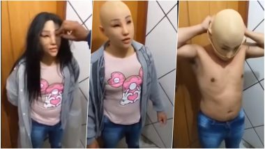 Brazilian Criminal Dressed Up As Daughter Gets Caught Escaping Prison, Hilarious Video of Him 'Undressing' Goes Viral